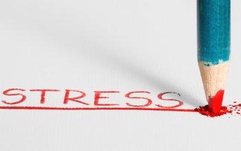 Acupunctuur behandelen met stress