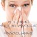 acupunctuur en verkoudheid